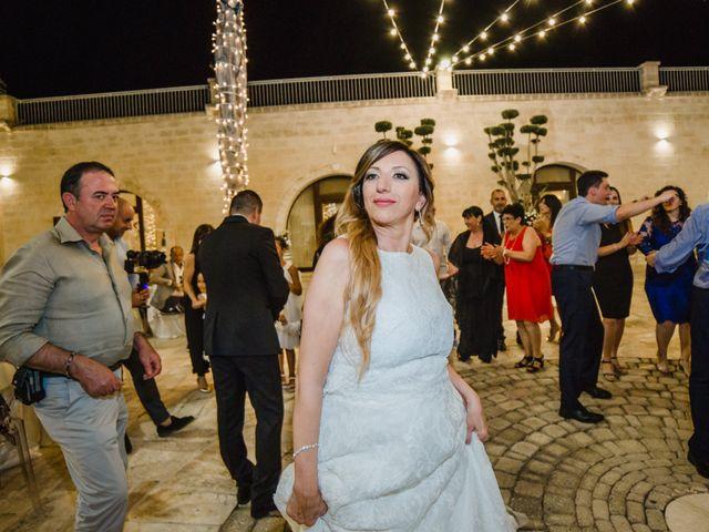 Il matrimonio di Danilo e Gabriella a Mesagne, Brindisi 96