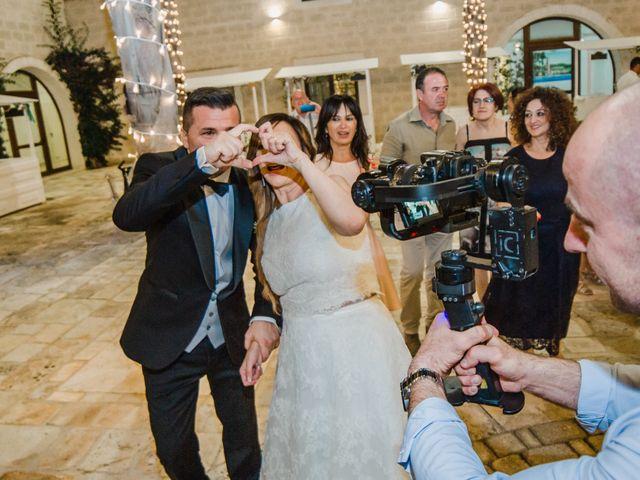 Il matrimonio di Danilo e Gabriella a Mesagne, Brindisi 98