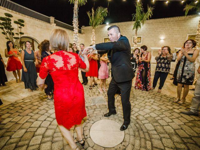 Il matrimonio di Danilo e Gabriella a Mesagne, Brindisi 99