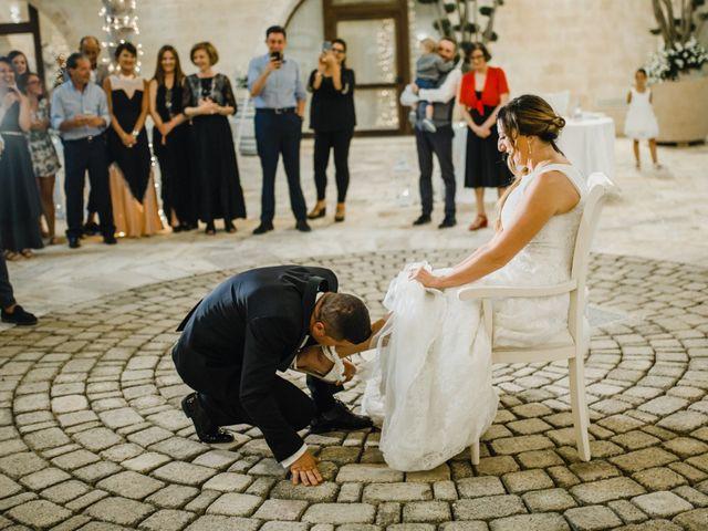 Il matrimonio di Danilo e Gabriella a Mesagne, Brindisi 104