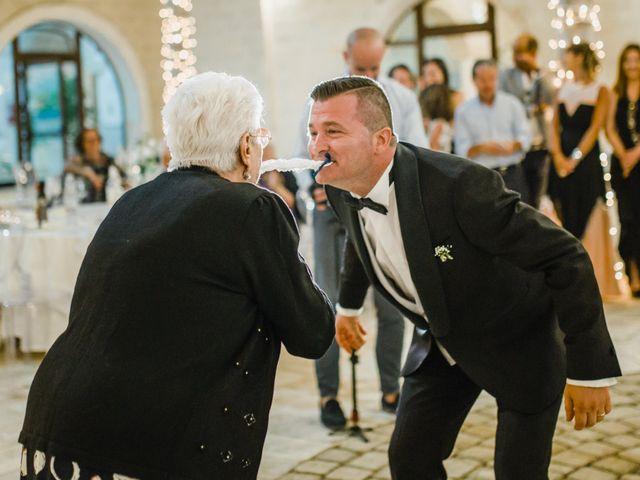 Il matrimonio di Danilo e Gabriella a Mesagne, Brindisi 105