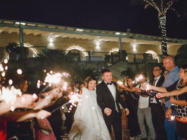 Il matrimonio di Danilo e Gabriella a Mesagne, Brindisi 108