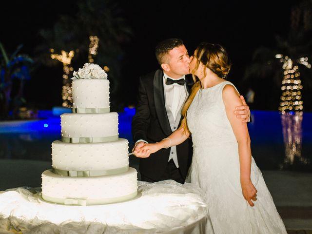 Il matrimonio di Danilo e Gabriella a Mesagne, Brindisi 110