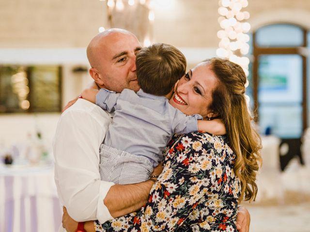 Il matrimonio di Danilo e Gabriella a Mesagne, Brindisi 115