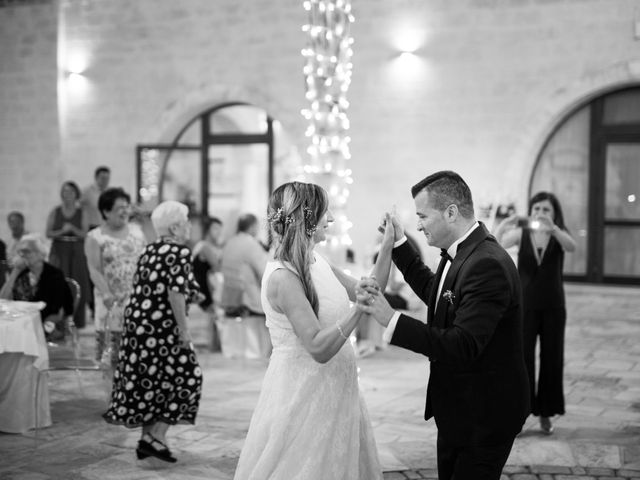 Il matrimonio di Danilo e Gabriella a Mesagne, Brindisi 116