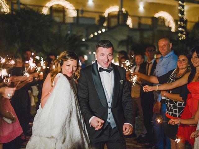 Il matrimonio di Danilo e Gabriella a Mesagne, Brindisi 121