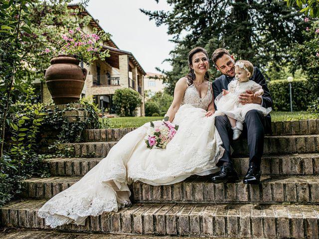 Le nozze di Maurizia e Federico