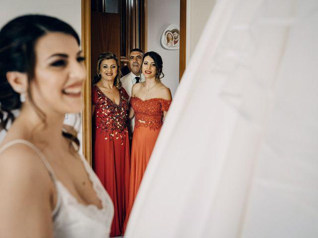 Il matrimonio di Francesco e Domenica a Caselle in Pittari, Salerno 11