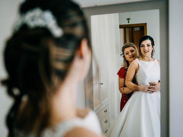 Il matrimonio di Francesco e Domenica a Caselle in Pittari, Salerno 15