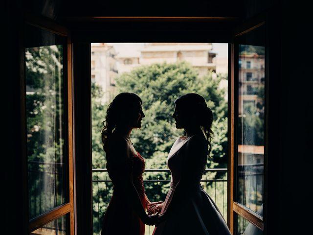 Il matrimonio di Francesco e Domenica a Caselle in Pittari, Salerno 17