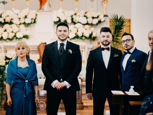 Il matrimonio di Francesco e Domenica a Caselle in Pittari, Salerno 22