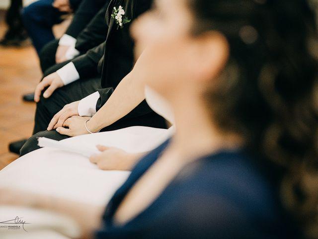 Il matrimonio di Francesco e Domenica a Caselle in Pittari, Salerno 25