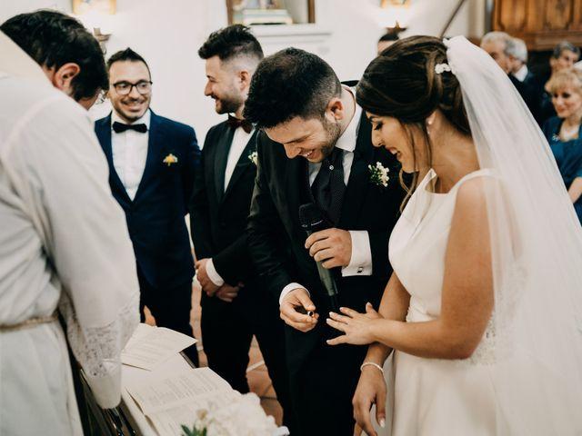 Il matrimonio di Francesco e Domenica a Caselle in Pittari, Salerno 26