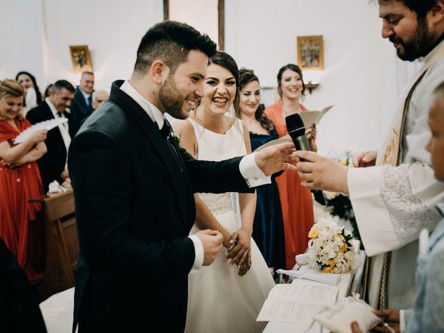 Il matrimonio di Francesco e Domenica a Caselle in Pittari, Salerno 27