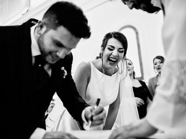 Il matrimonio di Francesco e Domenica a Caselle in Pittari, Salerno 30