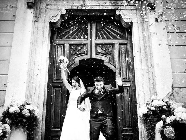 Il matrimonio di Francesco e Domenica a Caselle in Pittari, Salerno 32