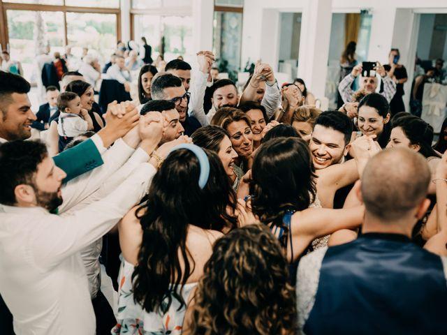 Il matrimonio di Francesco e Domenica a Caselle in Pittari, Salerno 34