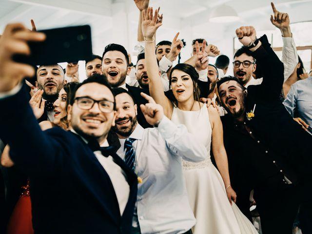 Il matrimonio di Francesco e Domenica a Caselle in Pittari, Salerno 36