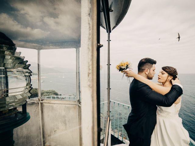 Il matrimonio di Francesco e Domenica a Caselle in Pittari, Salerno 47