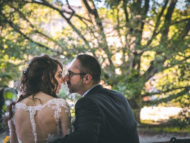 Le nozze di Sonia e Salvatore