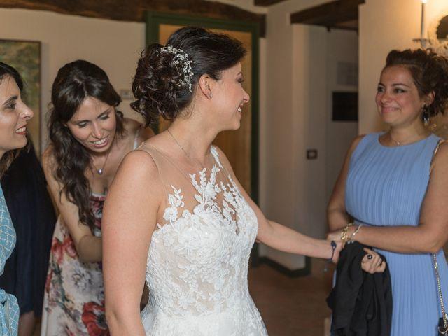 Il matrimonio di Alessandro e Paola a San Pietro in Cerro, Piacenza 11