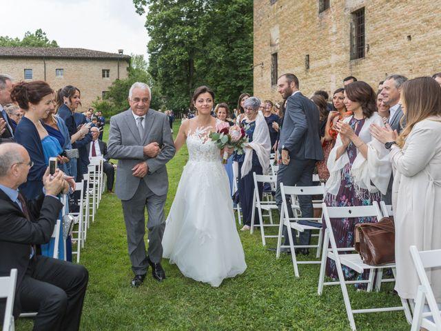 Il matrimonio di Alessandro e Paola a San Pietro in Cerro, Piacenza 30