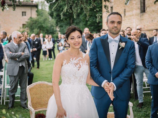 Il matrimonio di Alessandro e Paola a San Pietro in Cerro, Piacenza 31