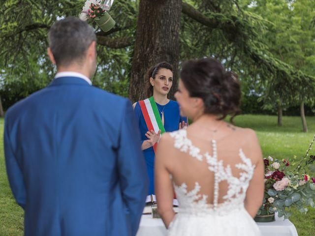 Il matrimonio di Alessandro e Paola a San Pietro in Cerro, Piacenza 34
