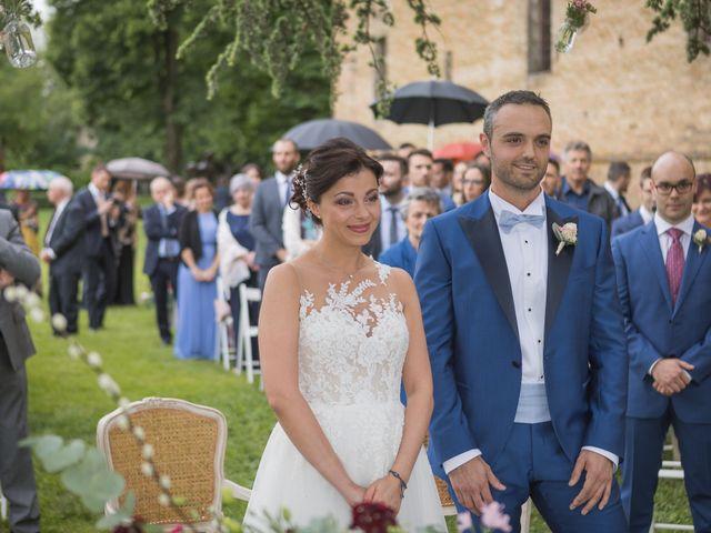 Il matrimonio di Alessandro e Paola a San Pietro in Cerro, Piacenza 35