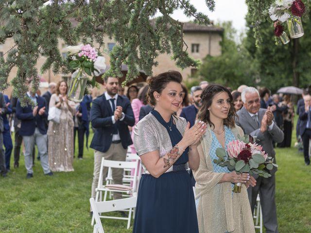 Il matrimonio di Alessandro e Paola a San Pietro in Cerro, Piacenza 36