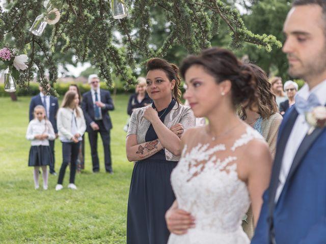 Il matrimonio di Alessandro e Paola a San Pietro in Cerro, Piacenza 37