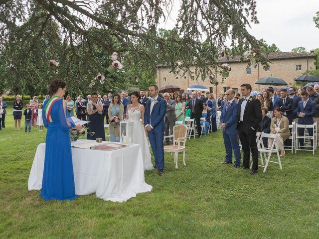 Il matrimonio di Alessandro e Paola a San Pietro in Cerro, Piacenza 38