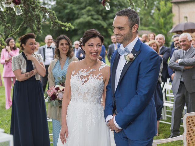 Il matrimonio di Alessandro e Paola a San Pietro in Cerro, Piacenza 40
