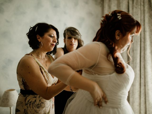 Il matrimonio di Simone e Elisa a Modena, Modena 120