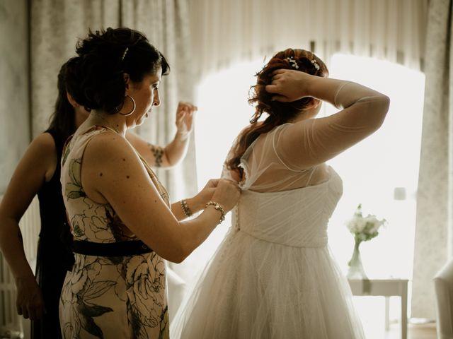 Il matrimonio di Simone e Elisa a Modena, Modena 121
