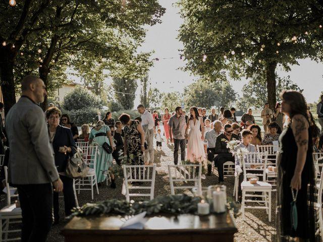 Il matrimonio di Simone e Elisa a Modena, Modena 158