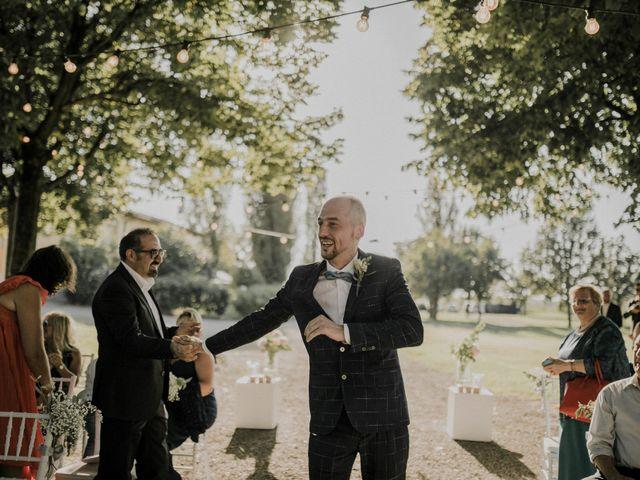 Il matrimonio di Simone e Elisa a Modena, Modena 173