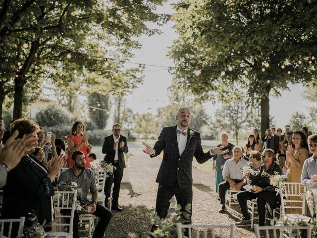 Il matrimonio di Simone e Elisa a Modena, Modena 174
