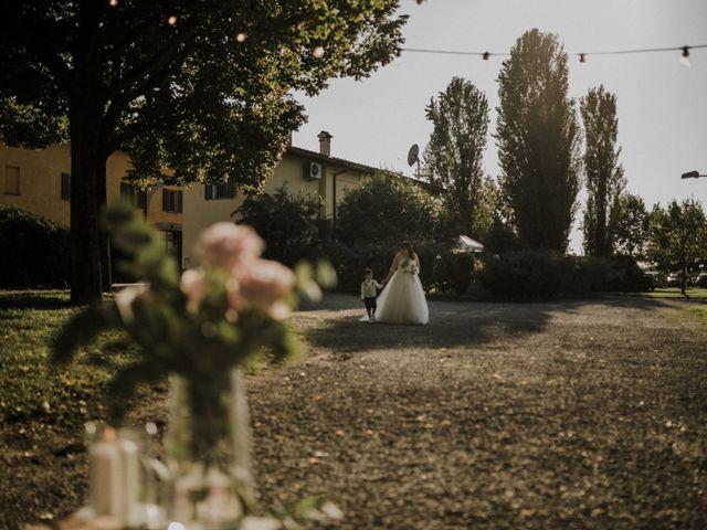 Il matrimonio di Simone e Elisa a Modena, Modena 175