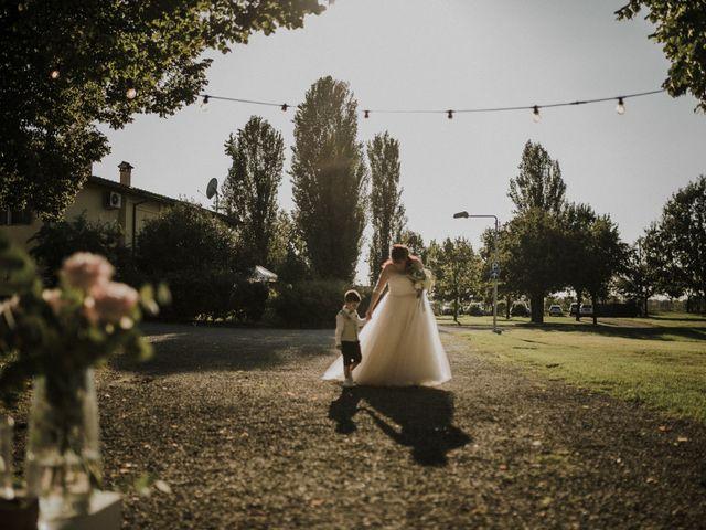 Il matrimonio di Simone e Elisa a Modena, Modena 176