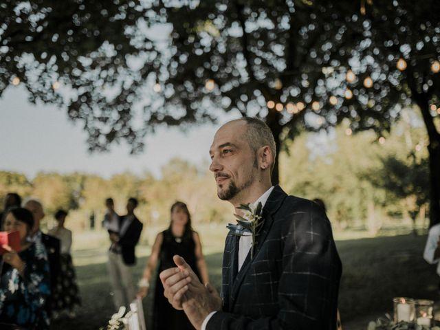 Il matrimonio di Simone e Elisa a Modena, Modena 178