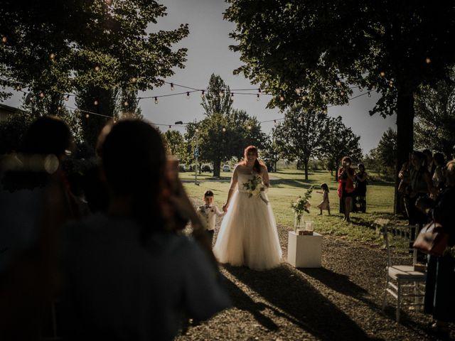 Il matrimonio di Simone e Elisa a Modena, Modena 180