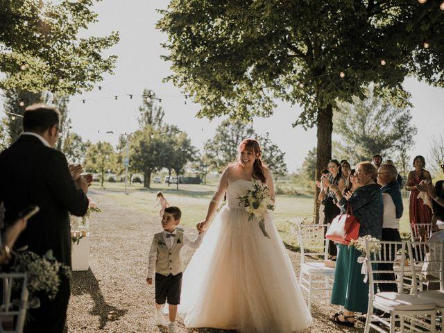Il matrimonio di Simone e Elisa a Modena, Modena 182