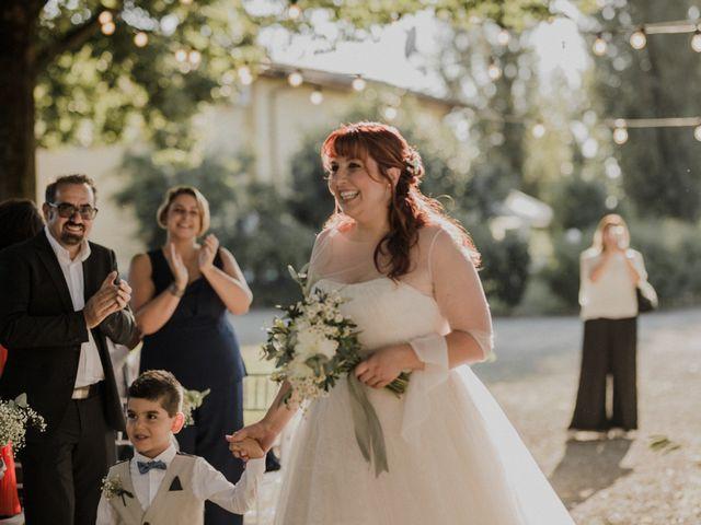Il matrimonio di Simone e Elisa a Modena, Modena 185