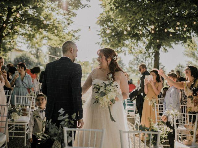 Il matrimonio di Simone e Elisa a Modena, Modena 186