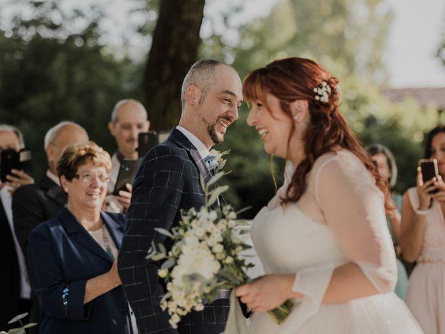 Il matrimonio di Simone e Elisa a Modena, Modena 187