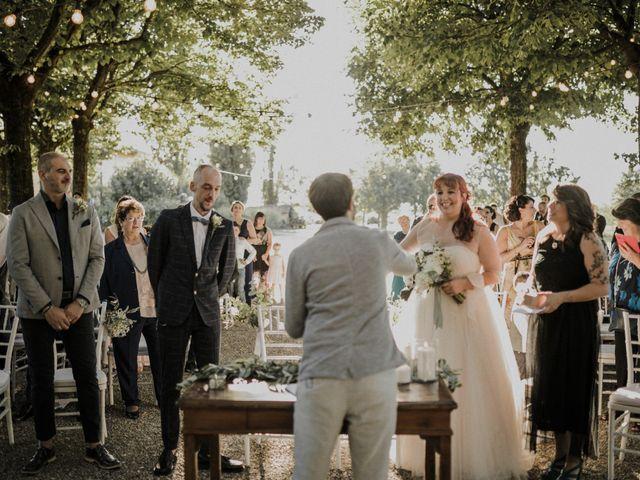 Il matrimonio di Simone e Elisa a Modena, Modena 192