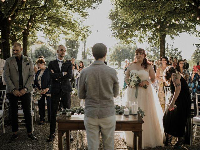 Il matrimonio di Simone e Elisa a Modena, Modena 193