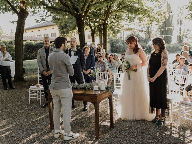 Il matrimonio di Simone e Elisa a Modena, Modena 195