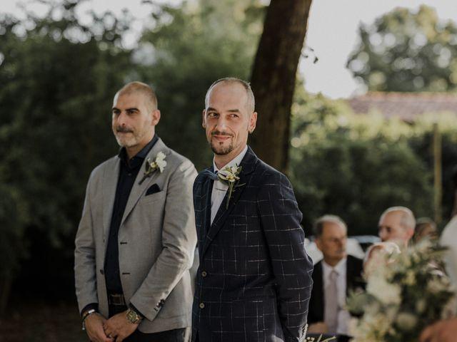 Il matrimonio di Simone e Elisa a Modena, Modena 199